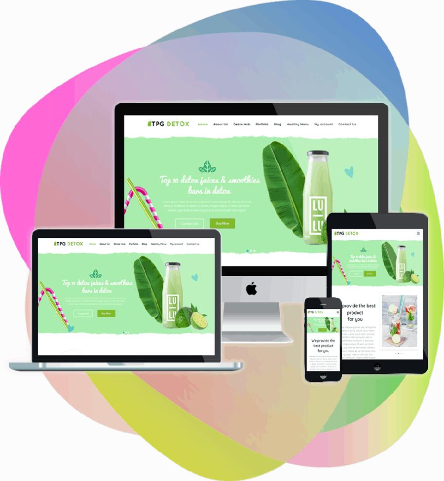 BLOG2WEB - Agencia de diseño y creación de páginas web. Imagen 03.