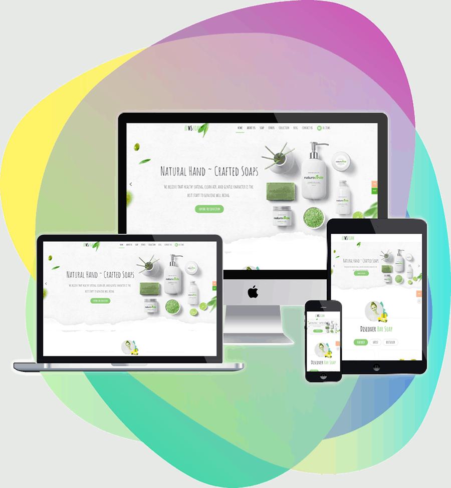 BLOG2WEB - Diseño y creación de tiendas online. Imagen 01.