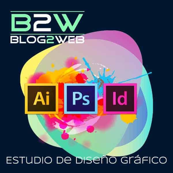 BLOG2WEB - Agencia de publicidad y diseño gráfico para tu empresa. Imagen destacada.