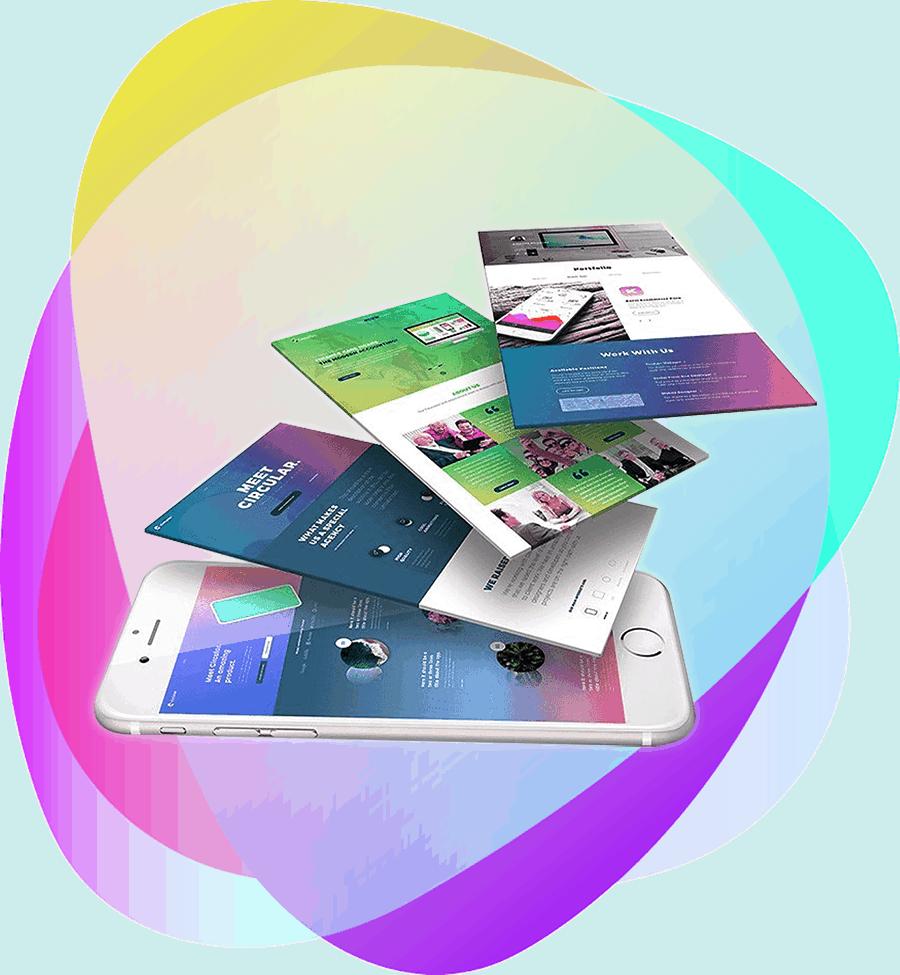 BLOG2WEB - Estudio de diseño gráfico - Realización de folletos y flyers. Imagen 02.