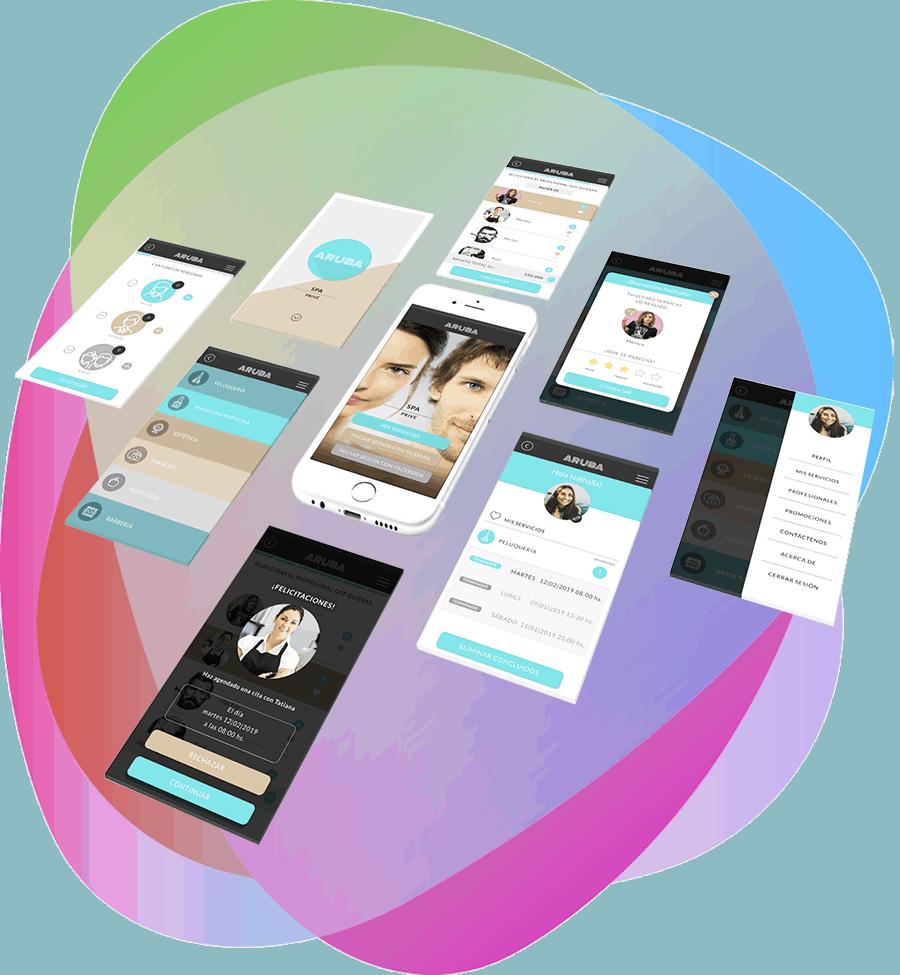 BLOG2WEB - Estudio de diseño gráfico - Tarjetas de visita - Vcard. Imagen 02.